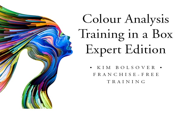 new colour analysis training
