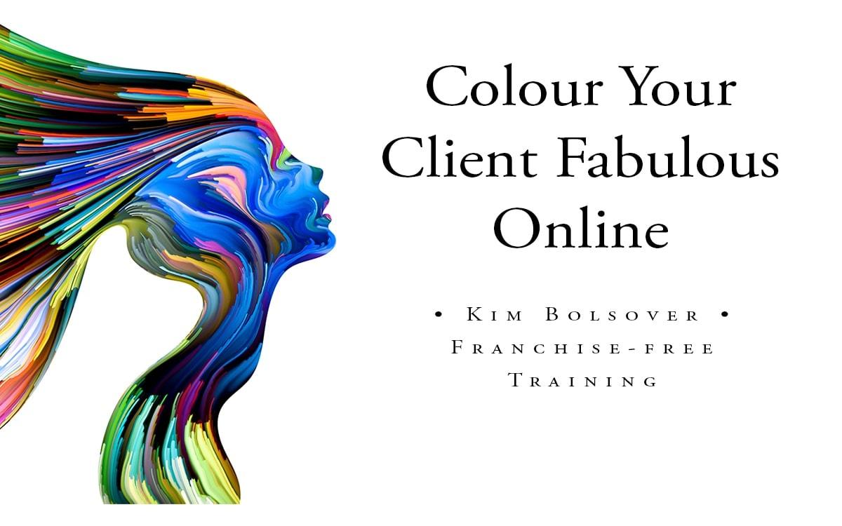 colour your client fabulous online